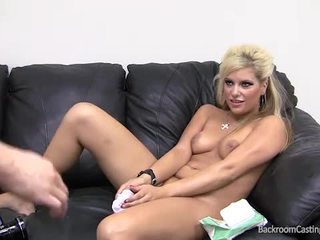 casting, anal, anal creampie