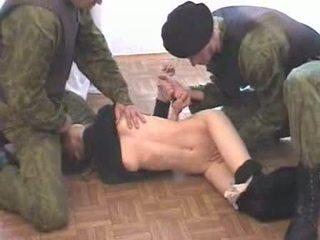 maschi, esercito, due