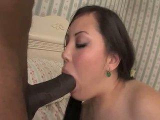 big cock, interracial, asia