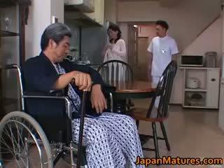 Miki sato แก่แล้ว nipponjin แบบ part5