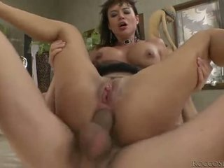 Franceska jaimes double analno penetration