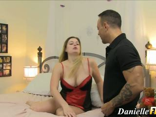 Busty Pornstar Pounded, Free Danielle FTV Porn 2e
