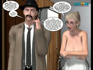 karikatyrerna, 3d comics