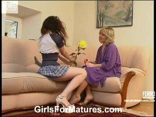 Virginia és juliet lezzy anya onto videó