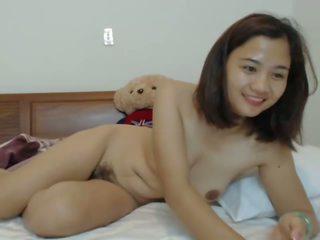 masturbação, hd pornô, coreano