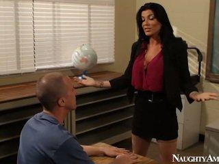Big titted instructor romi udan having kurang ajar onto erotic america