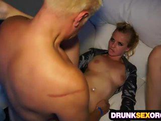 Пиянска Секс Оргия