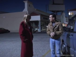 Porscha jízda gets ji asshole examined a ústa jizzfilled