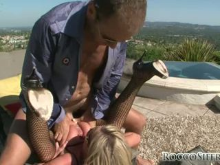 Brunette Goddess Ann Marie Rios Toys About The Sausage