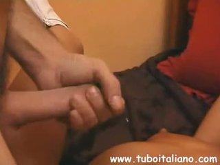 amatoriale, olasz, italiana