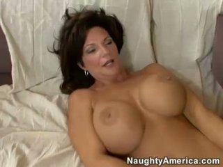 big tits, facials, milf