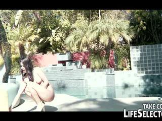 حياة selector: فتاة jasmine caro pov جنس