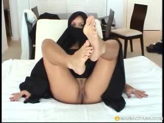 mamadas, fetiche de pies, árabe