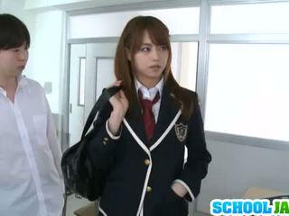 Jaopanese 青少年 akiho yoshizawa 在 行動