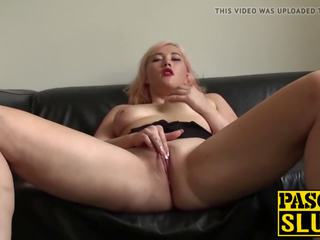 Submissive Bitch will Do Anything Her Master Tells Her