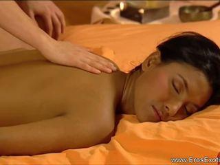 The Best Lesbian Massage Ever