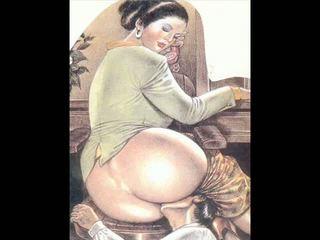 Tegneserie stor breast stor rumpe bisarr sex fetisj