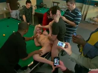 Girls submit to sex slave