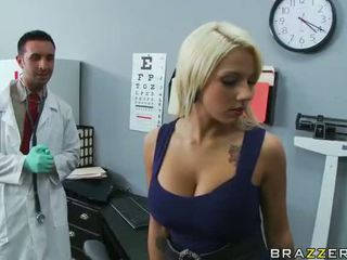 sání cock, fucked, brazzers