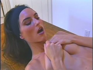 brunette, fucked, hot