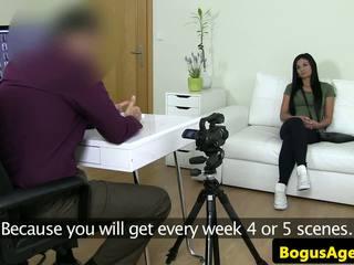 Euro newbie knullet under casting audition: gratis hd porno 72