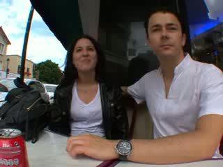 Jessie ønsker til være filmed uten henne mann