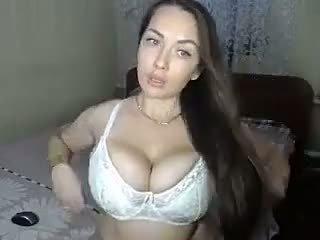Nice big soft boobs and big areolas 2