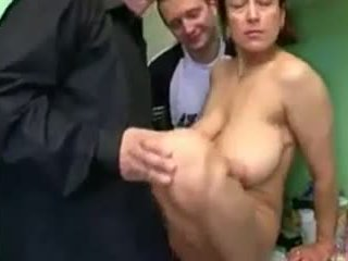 Rusiškas mama bang