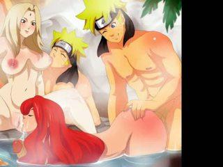 Naruto хентай slideshow глава 2