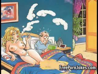 מצחיק פורנו קומיקס jokes