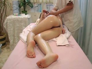 Girl Tricked During Health Massage