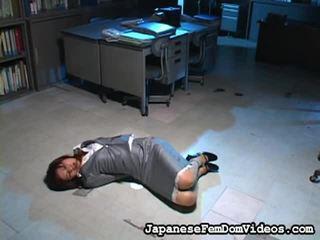 Japānieši femdom video offers jums hardcore sekss sekss vid