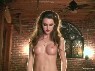 Sexy Sexy Erica Ellyson Stripping Off Her Underware To Tease Every Man She Wanted