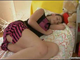 bedroom sex, miegamasis, sleeping porn