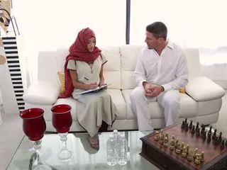 arabo, massaggio, indiano