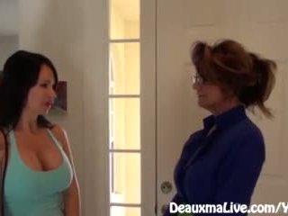 Mamuśka deauxma scissors angie do sprzedać jej dom!