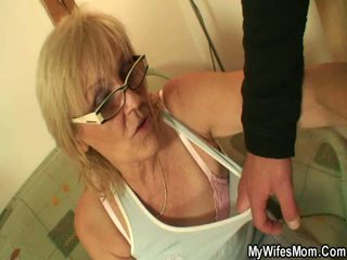 Very old grannys getting fucked on video