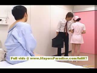japonés, uniforme, amateur