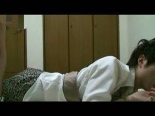 Koreanisch student bondage