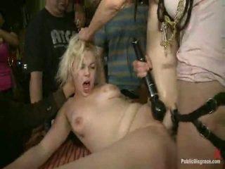 الجنس العامة, عبودية الجنس, انضباط